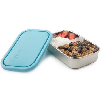 leak-proof stainless steel food container
