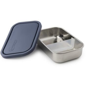 bento style leak-proof stainless steel food container
