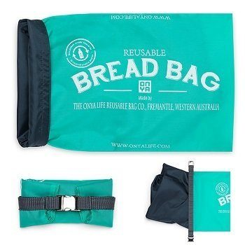 reusable bread bags from onya aqua