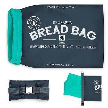 reusable bread bags onya
