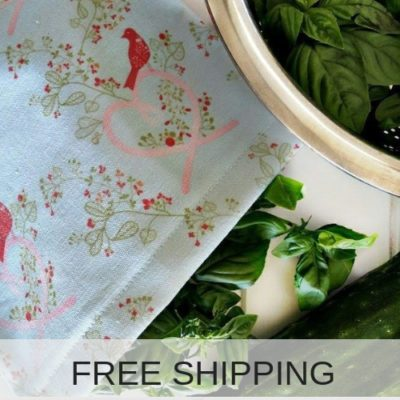 Reusable bread bag free shipping
