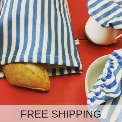 Reusable bread bag free shipping