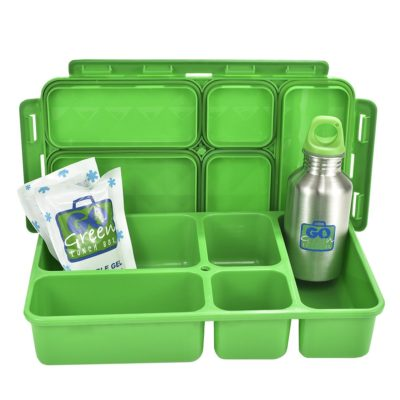 go green bento box