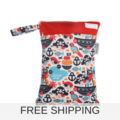 reusable wet bags child care swimming