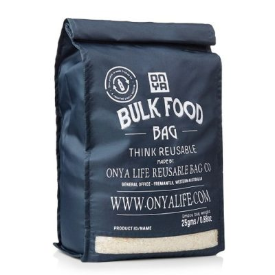 large bulk food bag