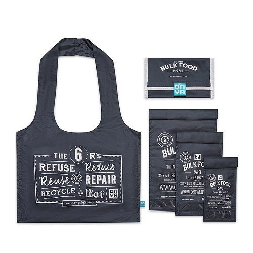 bulk food bag set
