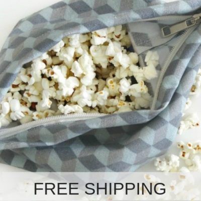 4myearth Reusable bread bag free shipping