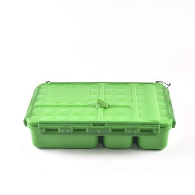 go green snack box is a leak proof lunch box for young children