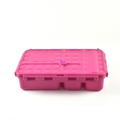 pink go green snack box