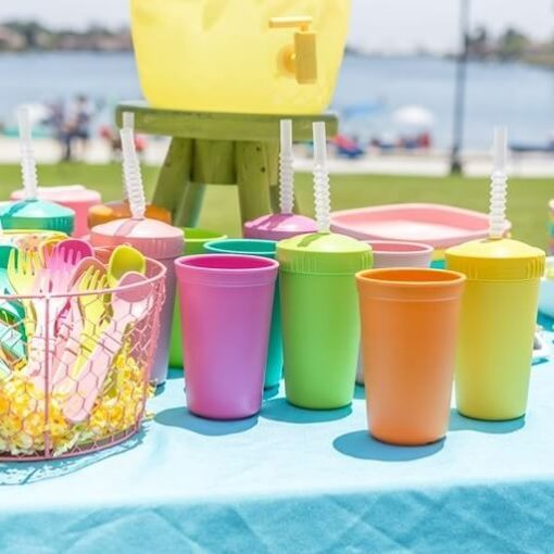 replay straw cups