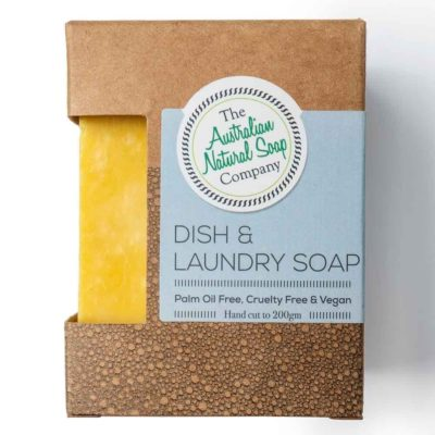 dish soap - laundry soap
