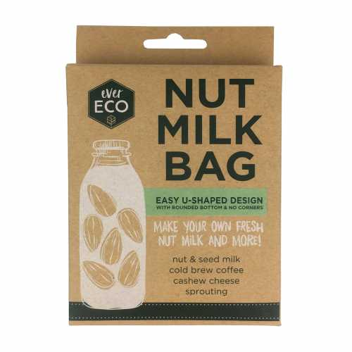 nut milk bag with out corners