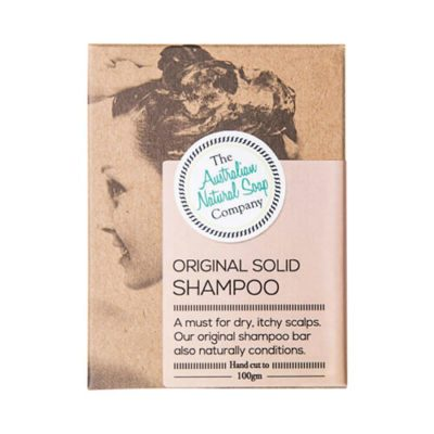 shampoo bar from the australian natural soap company