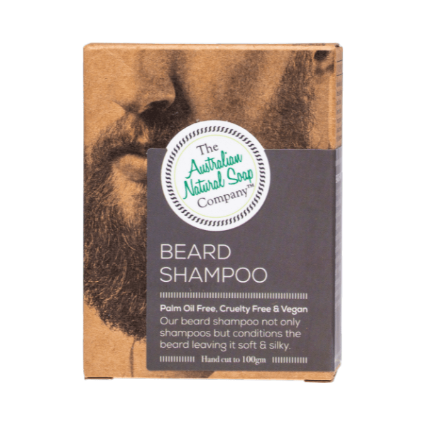 Beard Shampp Bar australian natural soap company