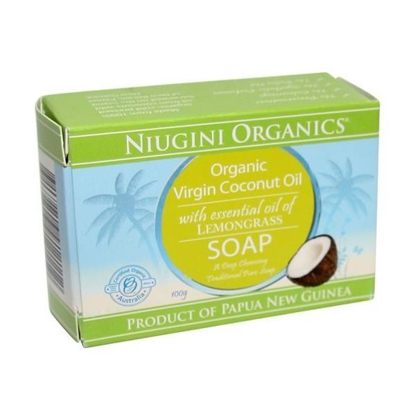 coconut oil soap