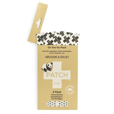 patch kids bamboo bandage