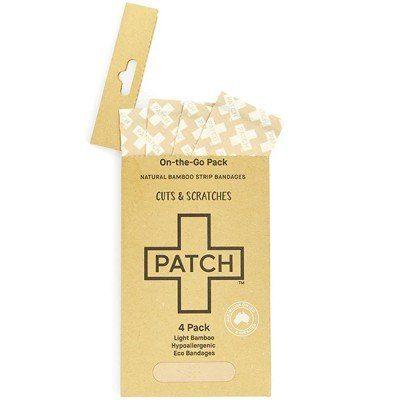 bamboo bandage patch