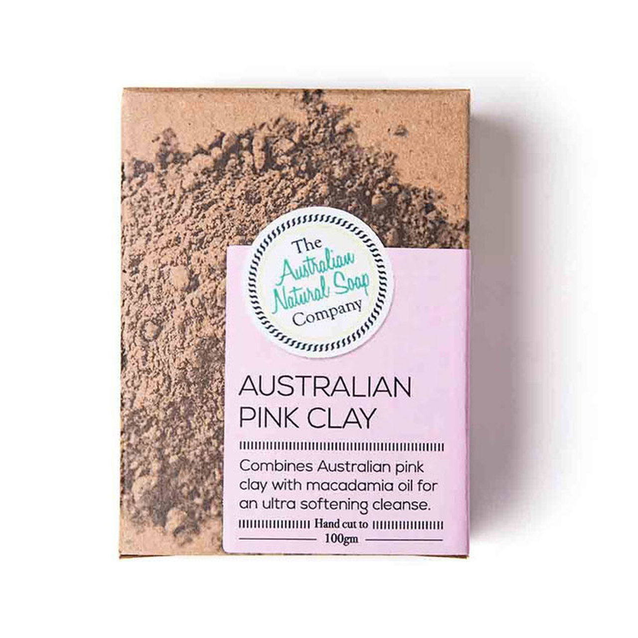 natural facial cleanser Australian natural soap company