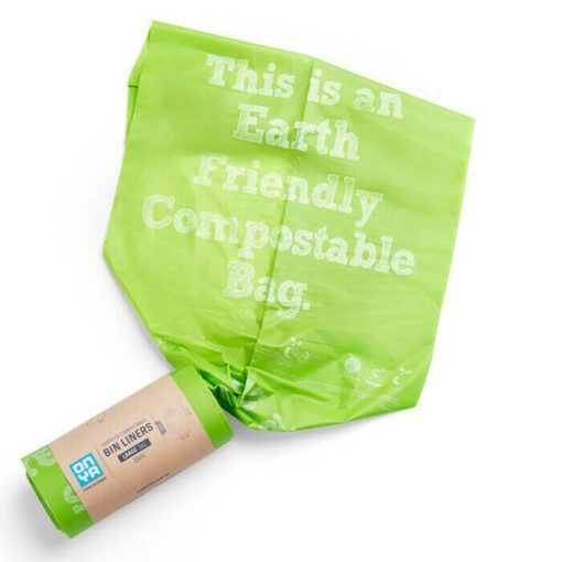 compostabe bin liners