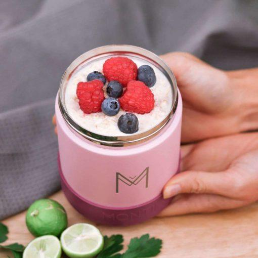 Montii insulated food jar