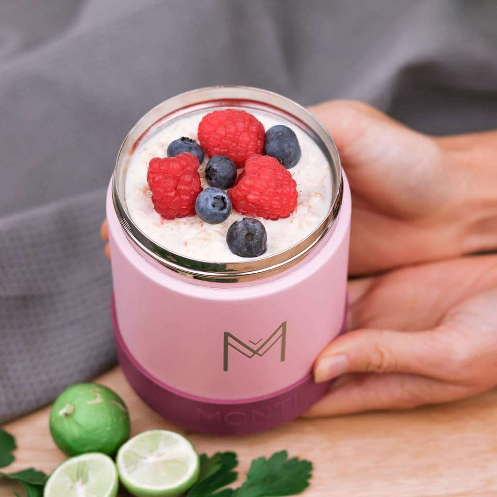 Montii insulated food jar