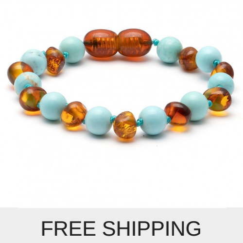 amber adult bracelet