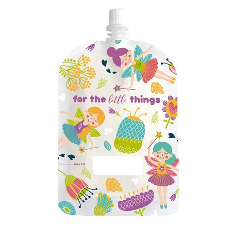 reusable food pouch sinchies