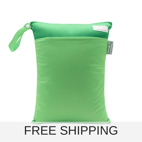 reusable wet bags child care