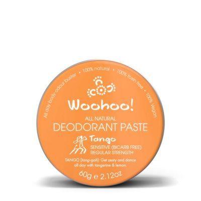 woohoo deodorant paste